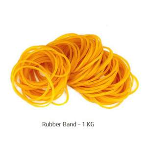 Rubber Band - 1 Kg