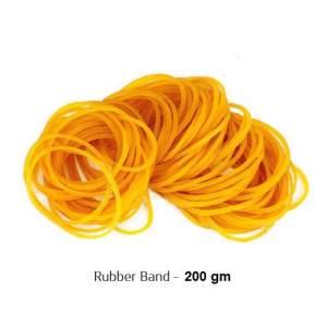 Rubber Band - 200 grm ( Gurder )