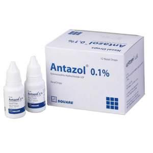Antazol 0.1% nosol drop - 1 pc
