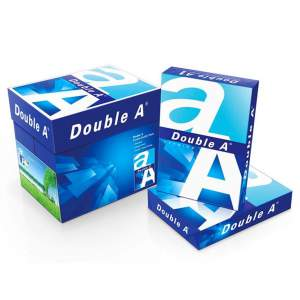 1. Double A Offset Paper, A4, 80 GSM (Genuine)