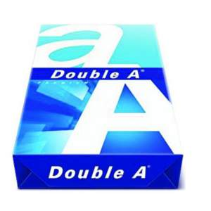 7. Double A Offset Paper, A3, 80 GSM (Genuine)