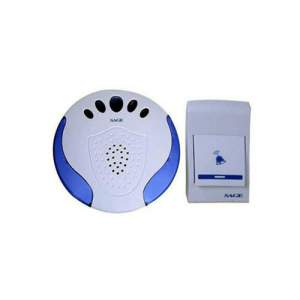 Wireless Round Electronic Calling Bell