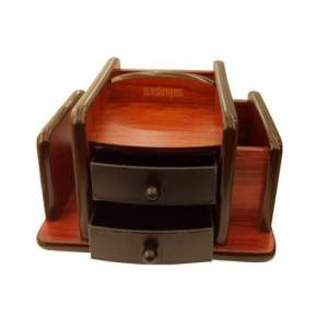 Shengmu Pen Holder with drawer