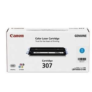 Canon Color Genuine Laser Toner 307 (Black)
