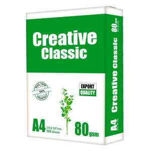 4. Creative Classic Offset Paper, A4, 80 GSM