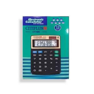 Citiplus Calculator CT-6S, 12 Digits