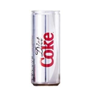 Diet Coke Can - 250ml