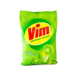 Vim Powder Lemon 500gm