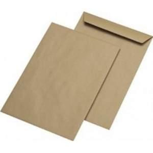 """Brown Envelope-8.5""""x11"""" (Letter)"""