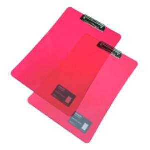 Plastic Clip Board - A4